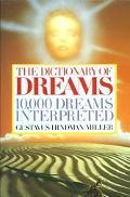 Dictionary of Dreams 10,000 Dreams Interpreted