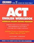Act English Workbook: American College Testing Program - Sally W. Martin - Paperback