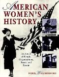 American Women's History: An A-to-Z of People, Organizations, Issues and Events - Doris L. W...
