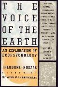 Voice of the Earth - Theodore Roszak - Paperback
