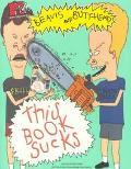 Mtv's Beavis and Butt-Head This Book Sucks - Mike Judge - Paperback