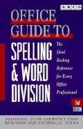 Office Guide to Spelling and Word Division