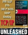 TCP/IP Unleashed - Timothy Parker - Hardcover - BK&CD-ROM