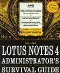 Lotus Notes: Administration Survival Guide - Leslie Lesnick - Hardcover - BK&CD-ROM