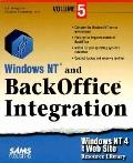 BackOffice Integration