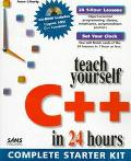 Teach Yourself C++ in 24 Hours