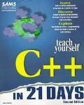 Teach Yourself C++ in 21 Days