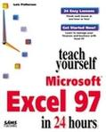 Teach Yourself Microsoft Excel 97 in 24 Hours
