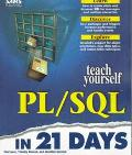 Sams Teach Yourself PL/SQL in 21 Days with Cdrom