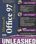 Paul Mcfedries' Microsoft Office 97 Unleashed