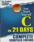 Sams Teach Yourself C in 21 Days: Complete Complier Edition - Peter G. Aitken - Paperback - ...