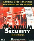 Maximum Security:hacker's Gde..-w/cd