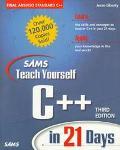Sams Teach Yourself C++ in 21...-text