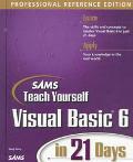 Teach Yourself Vis.basic 6 in 21 Days