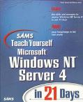Sams Teach Yourself Windows NT Server 4 in 21 Days - Peter Davis - Paperback