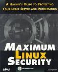 Maximum Linux Security-w/cd