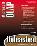 Microsoft OLAP Unleashed - Timothy Peterson - Paperback - Book & CD-ROM