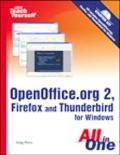 OpenOffice.org 2, Firefox And Thunderbird, For Windows All In One