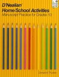 Dnealian Home School Activities