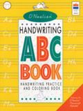 D'Nealian Handwriting ABC Book Manuscript