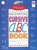 D'Nealian Handwriting Cursive ABC Book Handwriting Practice Book