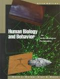 Human Biology and Behavior An Anthropological Perspective