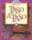 PASO A PASO 2000 STUDENT EDITION LEVEL 1 STUDENT EDITION