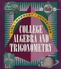 College Algebra+trigonometry