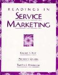 Readings in Service Marketing: Quality and Financial Impact Reader - Roland T. Rust - Hardcover