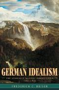German Idealism The Struggle Against Subjectivism, 1781-1801