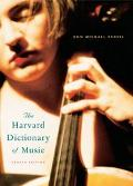 Harvard Dictionary of Music