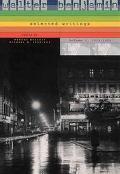 Walter Benjamin Selected Writings, 1913-1926