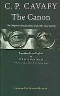 Cavafy Canon