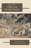 Critics and Commentators: The <i>Book of Poems</i> as Classic and Literature (Harvard-Yenchi...