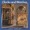 Clocks and Watches (British Museum Paperbacks)