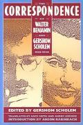Corespondence of Walter Benjamin+....