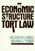 Economic Structure of Tort Law