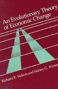 Evolutionary Theory of Economic Change
