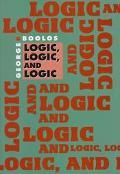 Logic, Logic, and Logic