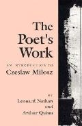 Poets Work: An Introduction to Czeslaw Milosz