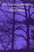 Transcendentalists An Anthology