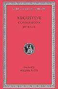 Augustine Confessions Books I-VIII