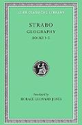 Strabo Geography  Books 3-5