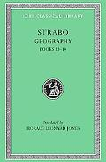 Strabo Geography, Books 13-14