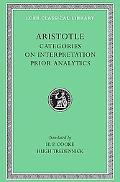 Aristotle The Categories on Interpretation