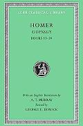 Homer The Odyssey  Books 13-24