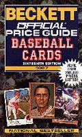 Official Beckett Price Guide to Baseball Cards 1997