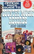 Official Price Guide to Country Music Records