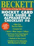 Beckett Hockey Card Price Guide, Vol. 6