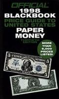Official 1998 Blackbook PG to United States Paper Money